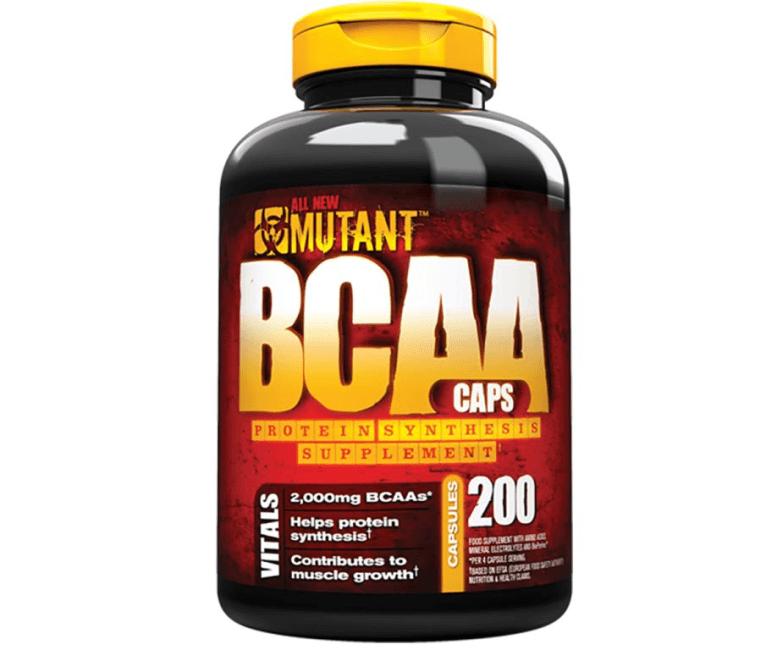 BCAA Caps (Mutant) фото