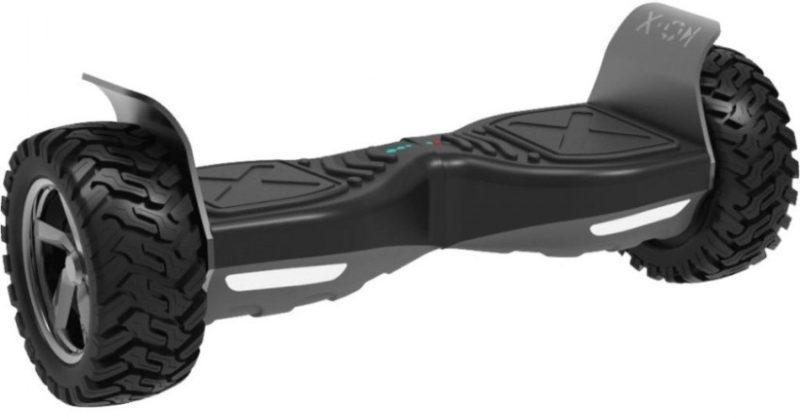 Kiwano KO-X Electric Smart Scooter + Bag Black KO-XSRBKBS фото