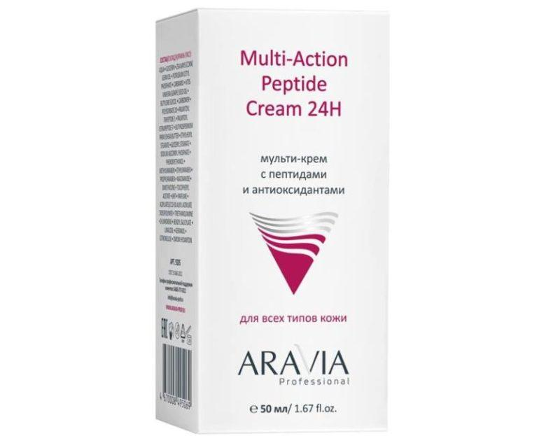 Multi-Action Peptide Cream, ARAVIA Professional фото