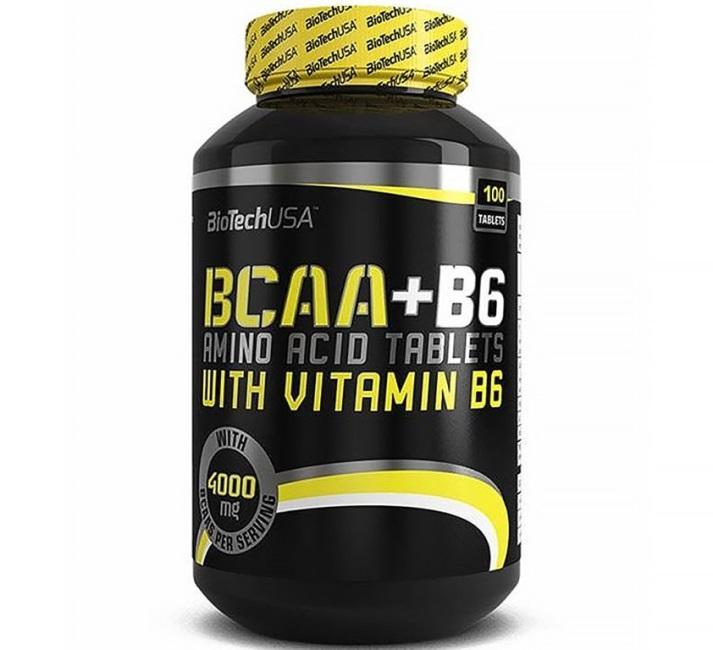 BCAA+B6 (Biotech USA) фото