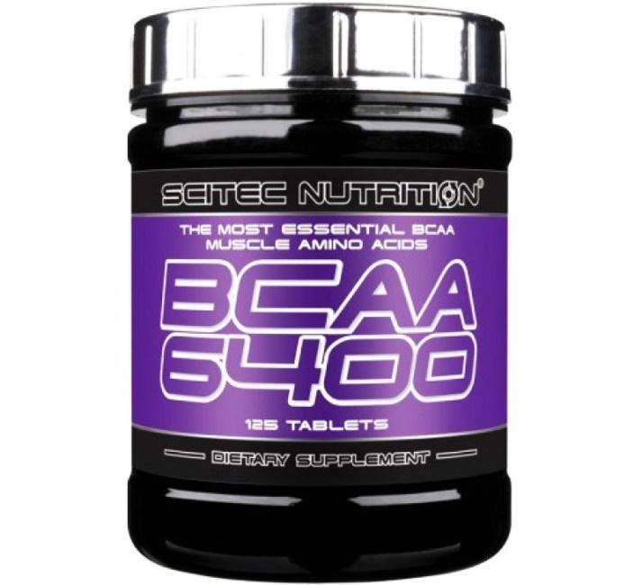 BCAA 6400 (Scitec Nutrition) фото