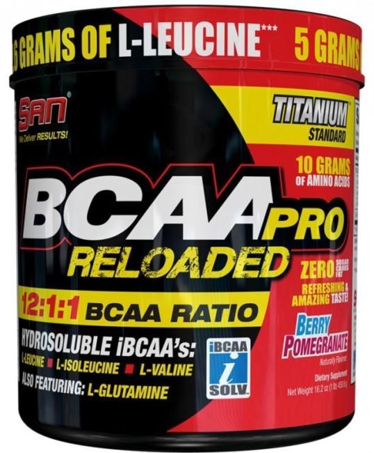BCAA Pro Reloaded (San) фото