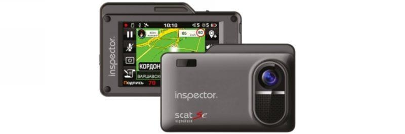 Inspector SCAT Se фото