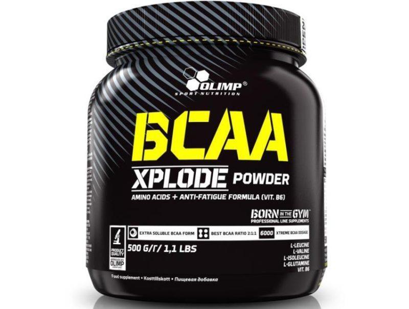 BCAA Xplode (Olimp) фото
