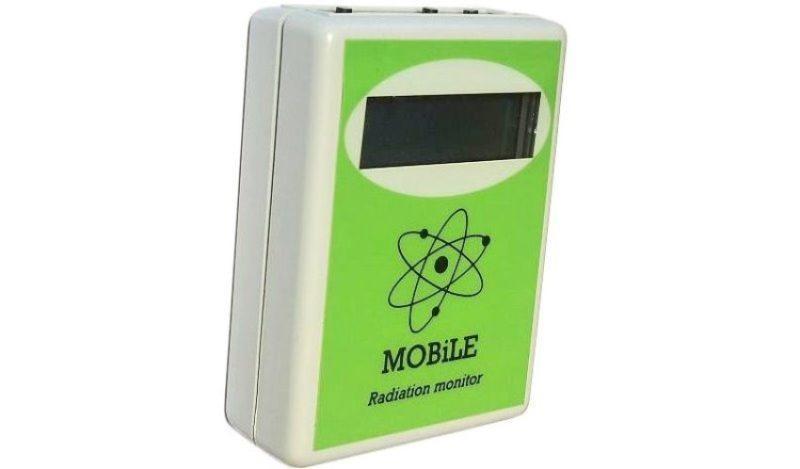 Дозиметр радиации бытовой Mobile фото