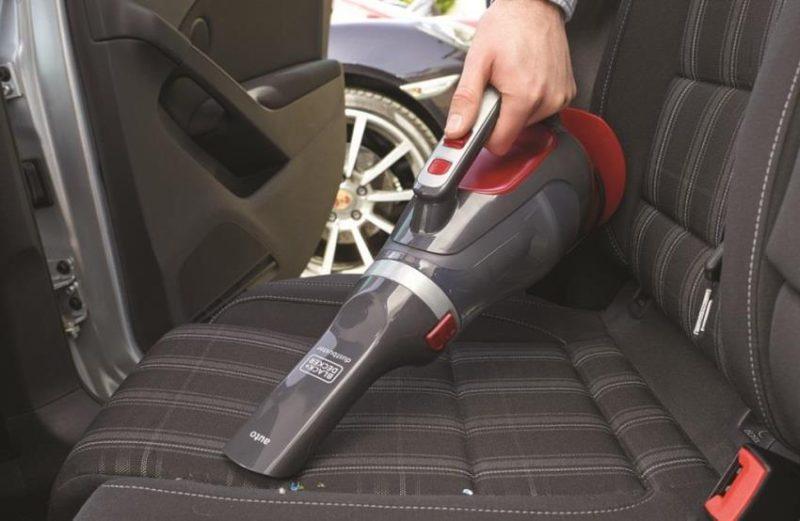 Автомобильный пылесос - выбираем лучший