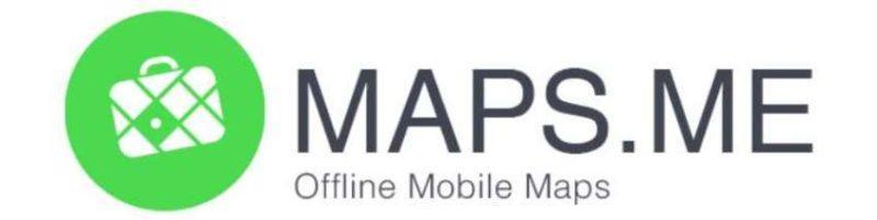 Maps.me фото