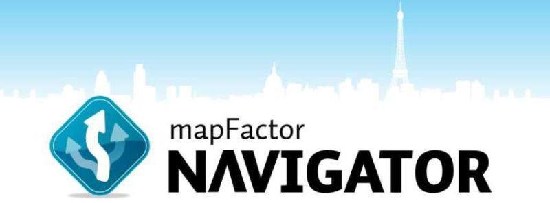MapFactor фото