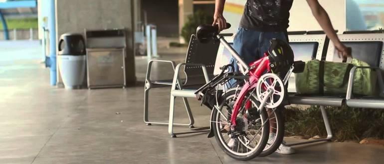 Выбираем самый хороший складной велосипед