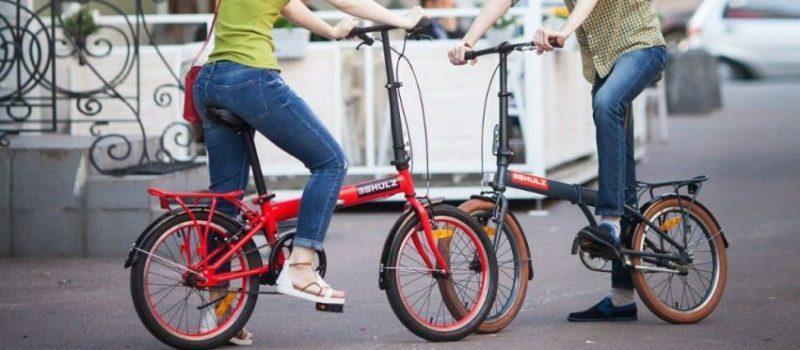 Складные велосипеды - как выбрать