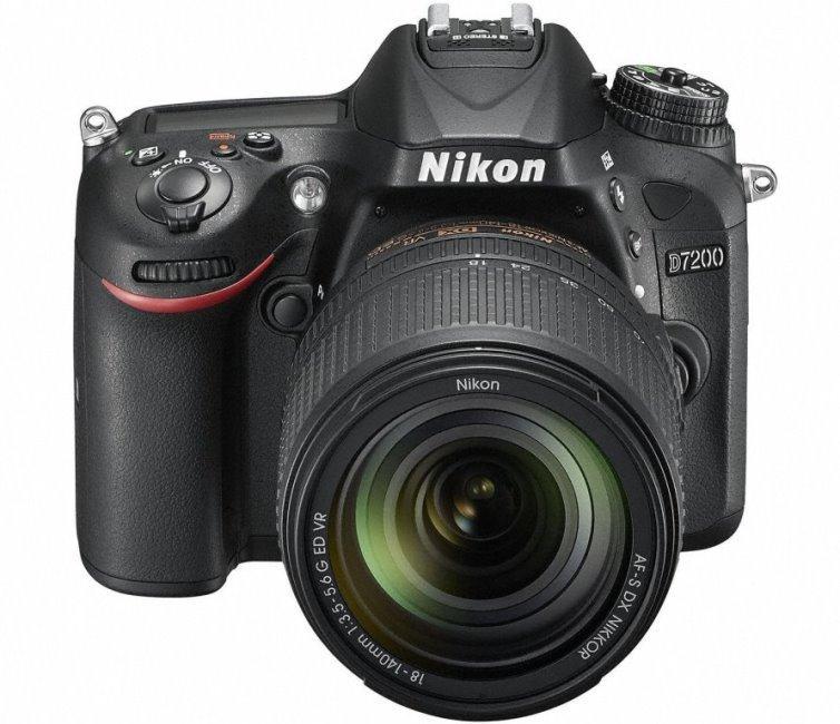 Nikon D7200 Kit фото
