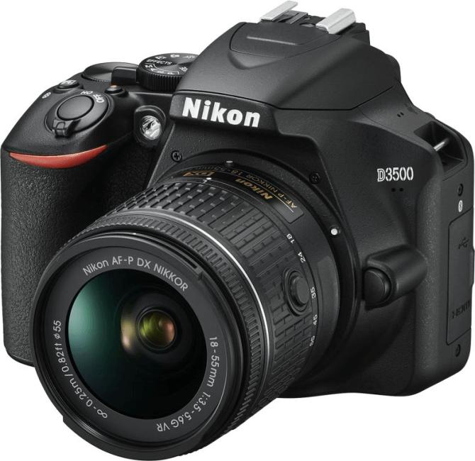 Nikon D3500 Kit фото