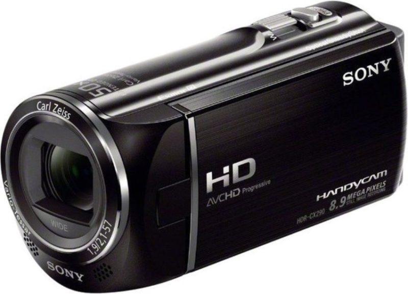 Sony HDR-CX290E фото