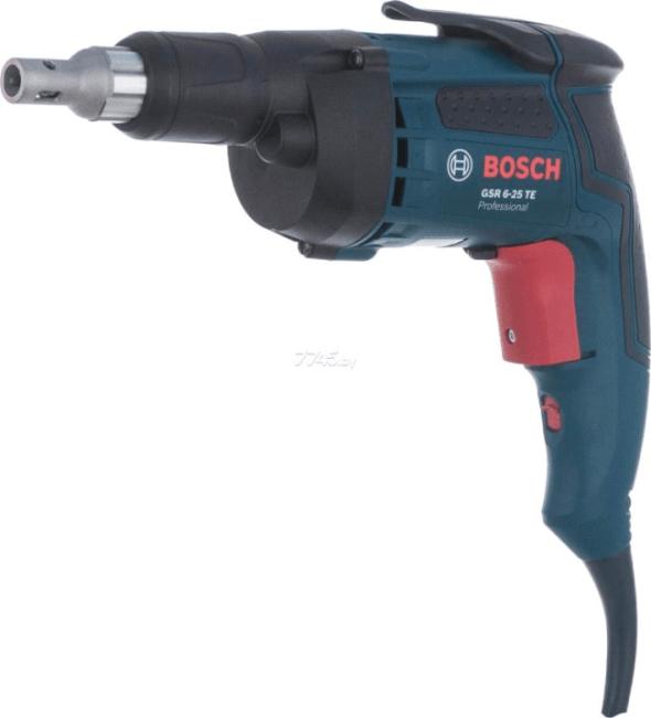 Bosch GSR 6-25 TE 2011 Case фото
