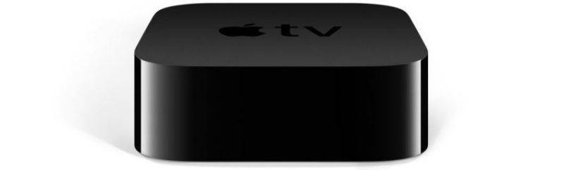 Apple TV 4K фото
