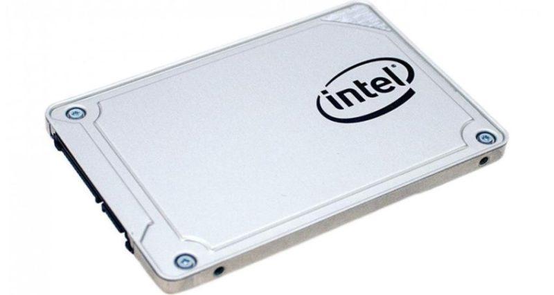 Intel SSDSC2KW256G8X1 фото