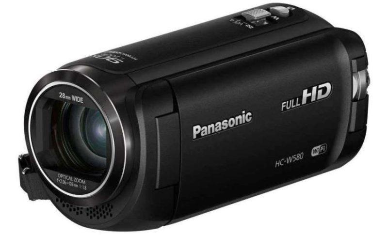 Panasonic HC-W580 фото