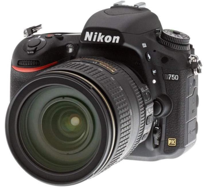Nikon D750 Kit фото