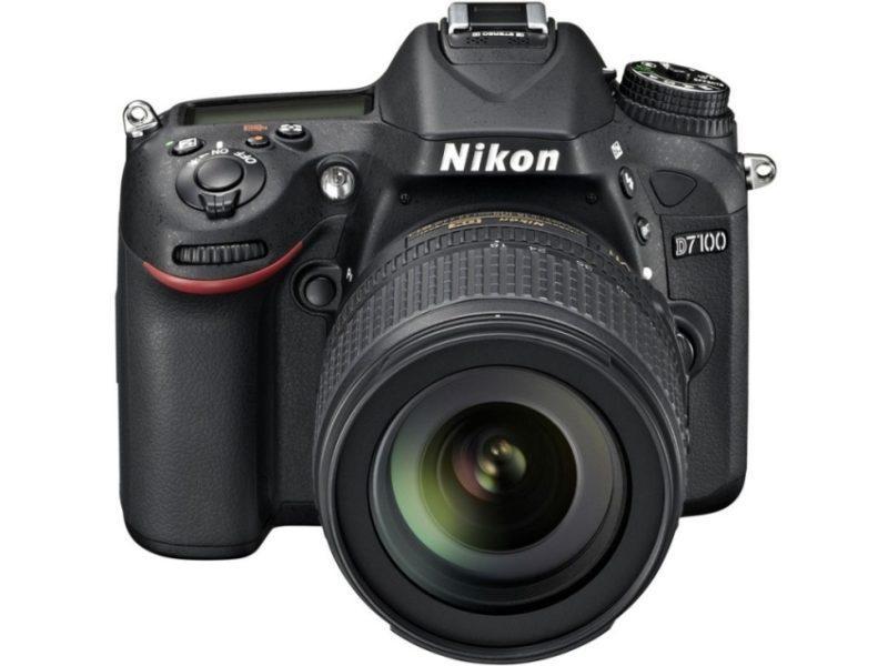 Nikon D7100 Kit фото