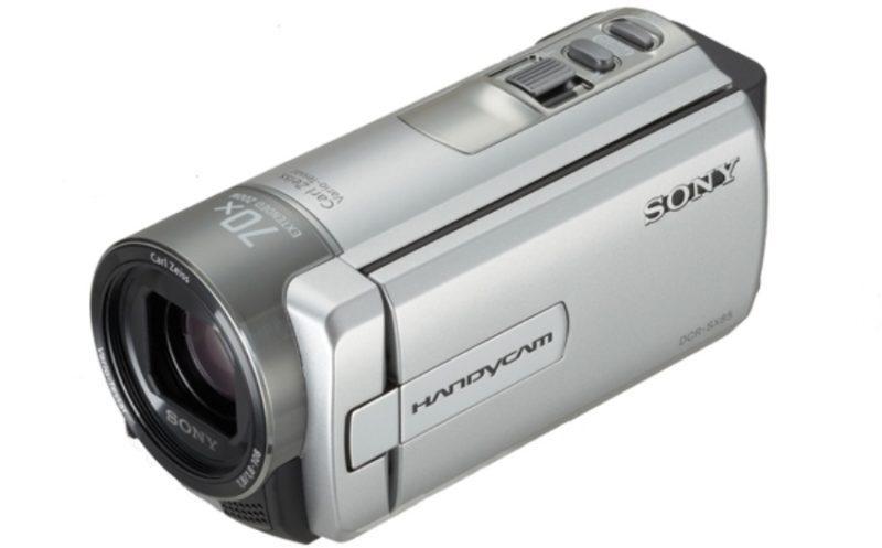Sony DCR SX65E фото