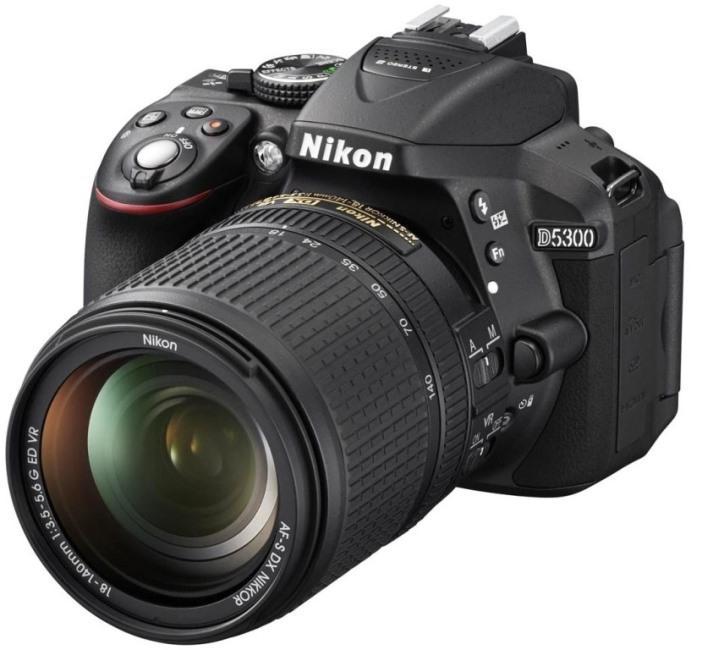 Nikon D5300 Kit фото