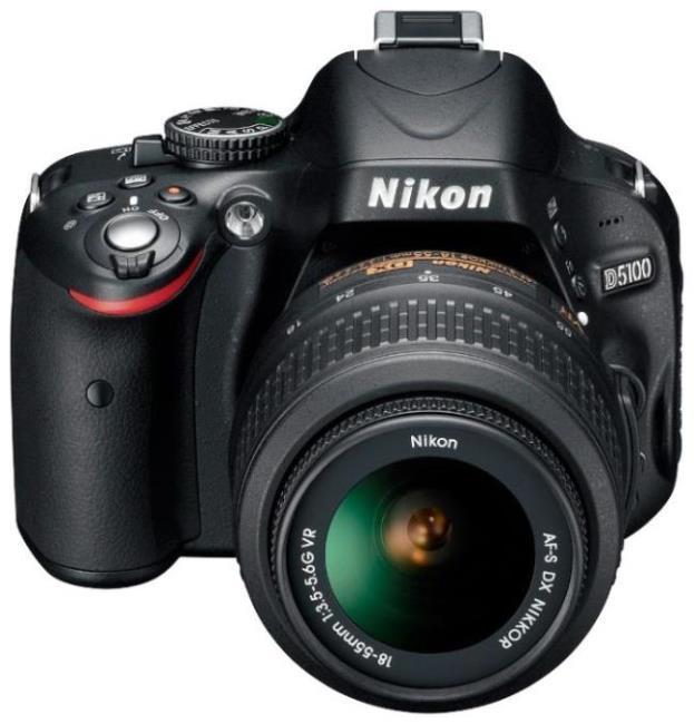 Nikon D5100 Kit фото