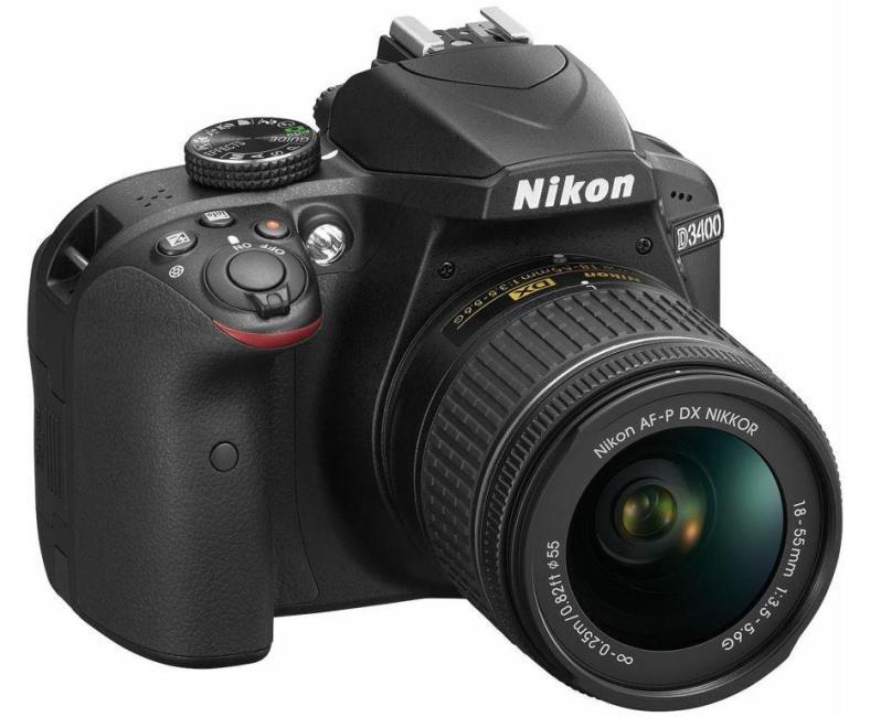 Nikon D3400 Kit фото