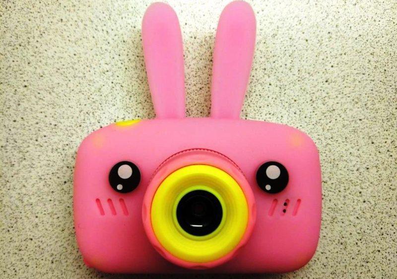 GSMIN Fun Camera внешний вид камеры
