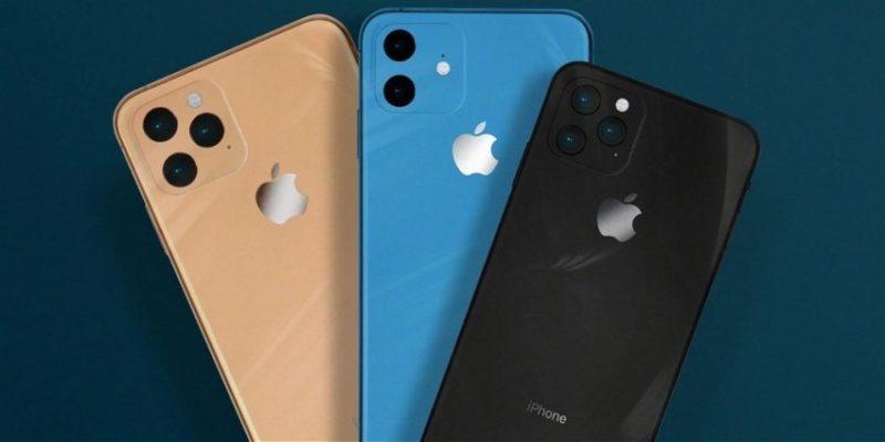 iPhone 11 Pro цветовые решения