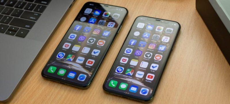 Дисплей iPhone 11