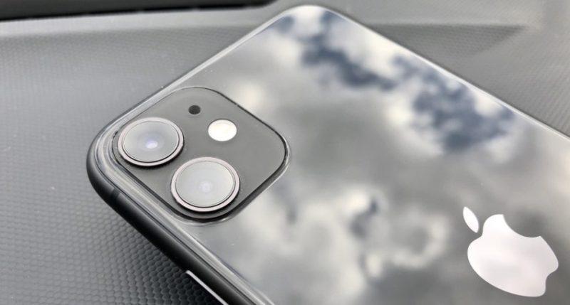 iPhone 11 Pro вид сзади