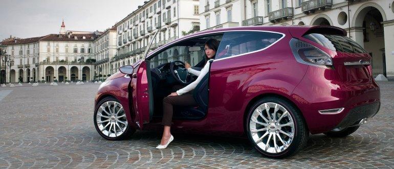 Выбираем хороший женский автомобиль