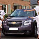 Машина для большой семьи- выбираем лучшее