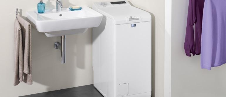 Выбираем хорошую стиральную машину с вертикальной загрузкой