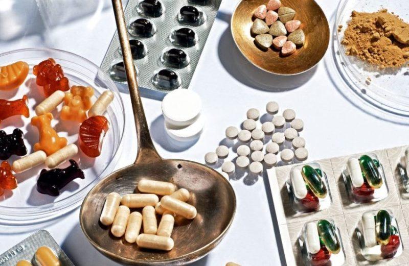 Выбираем хорошие витамины для иммунитета