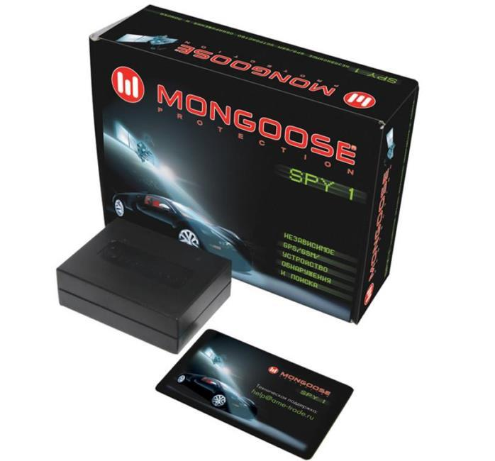 Mongoose SPY 1 фото