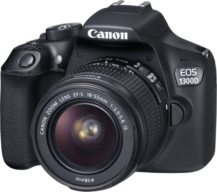 Canon EOS 1300D Kit фото