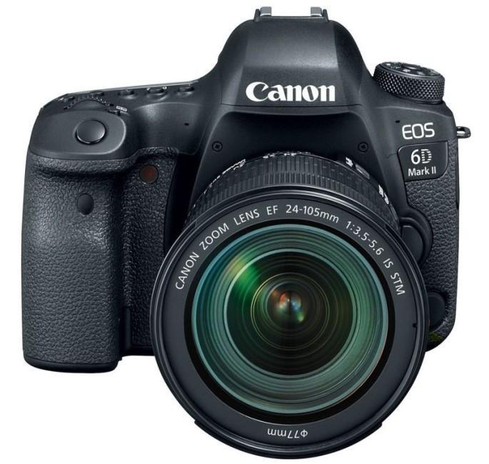 Canon EOS 6D Mark II Kit фото