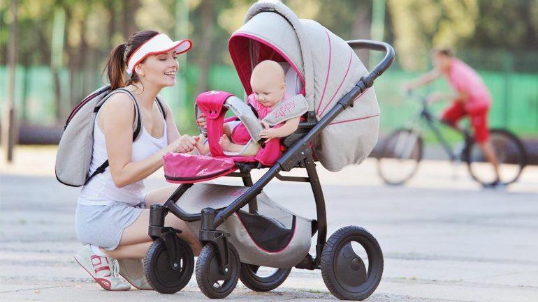 Выбираем коляску 2 в 1 для ребенка