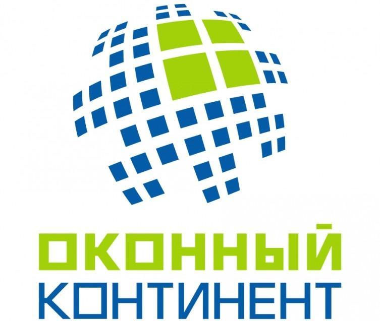 Оконный Континент логотип