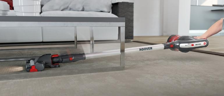Вертикальный пылесос Hoover H-Free