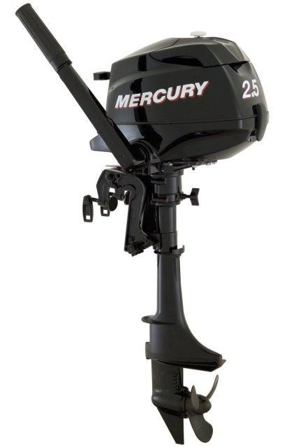 Mercury ME F 2.5 M фото