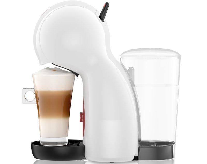 Приготовление кофе в кофемашине Piccolo XS