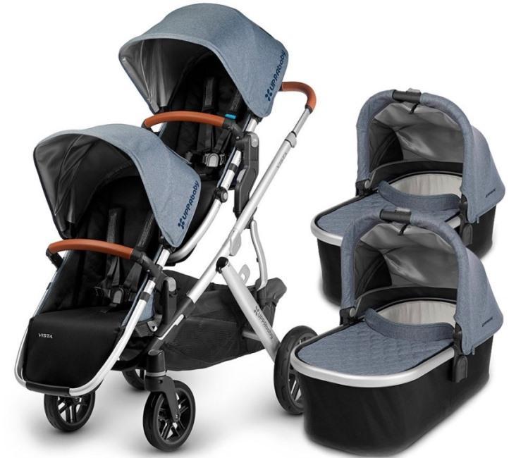 Универсальная коляска Uppa Baby Vista (2 в 1)