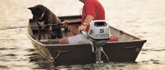 Как выбрать самый хороший лодочный мотор