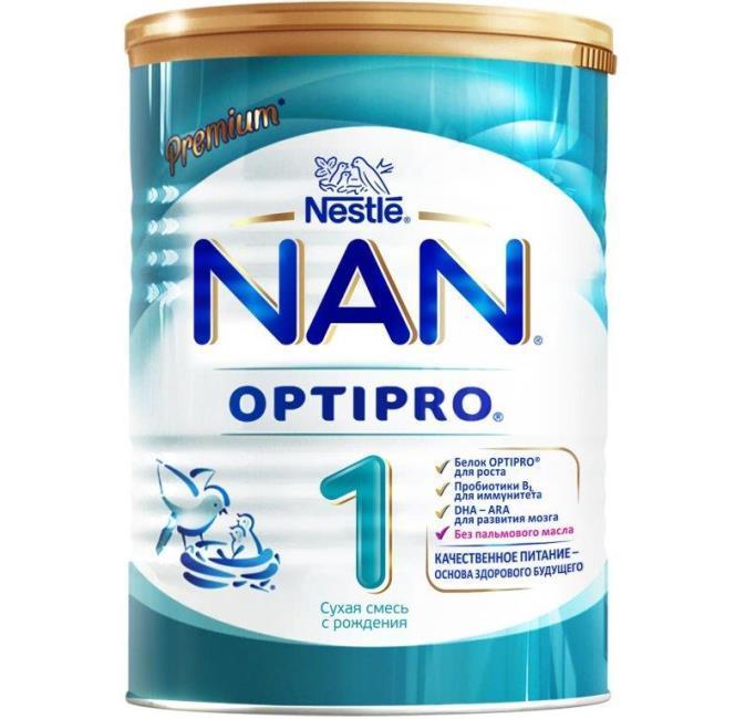 NAN Optipro фото