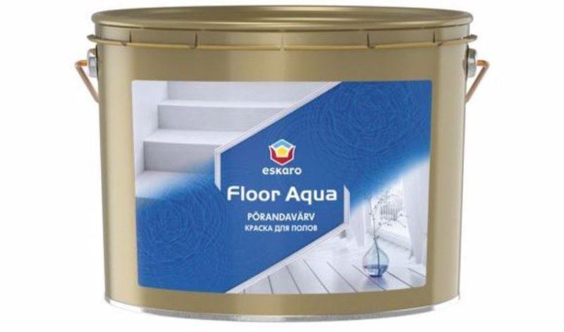 Eskaro Floor Aqua A фото