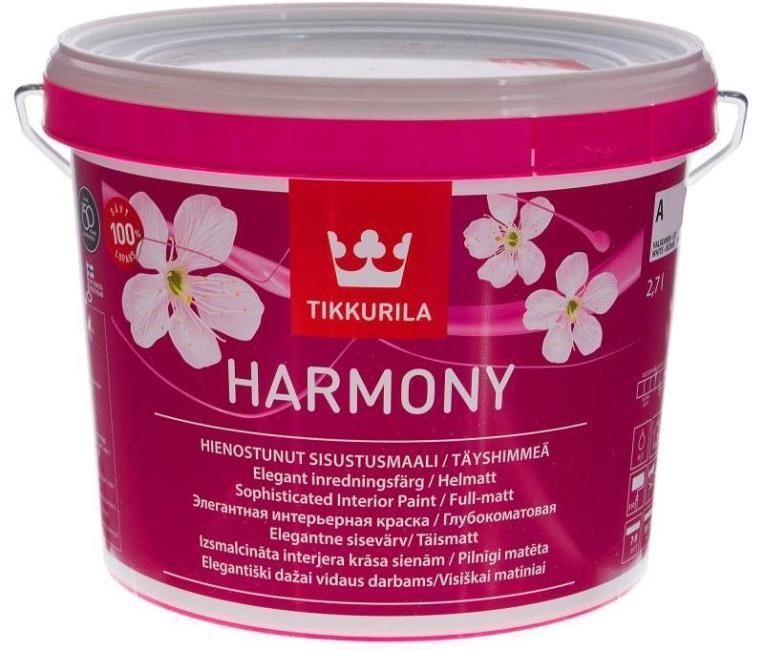 Tikkurila Harmony фото