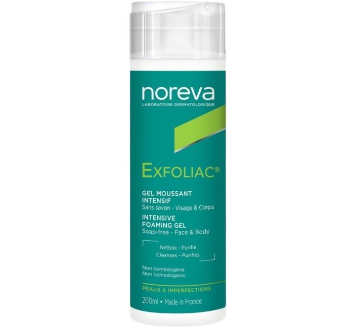 Noreva Exfoliac Foaming Gel фото