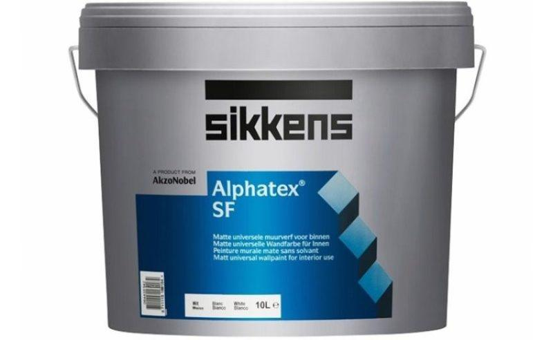 Sikkens Alphatex SF фото